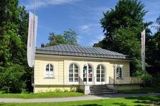 Tiroler Kunstpavillon-Hofgarten, Innsbruck, Austria