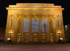 Tirol Theater, Innsbruck, Austria