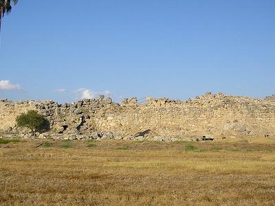 Tiryns General View