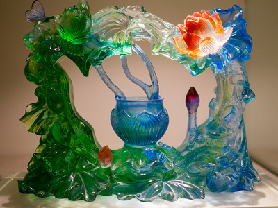Tittot Glass Art Museum - Glass Art