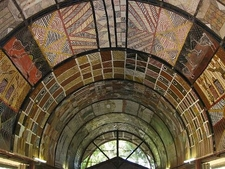 Tiwi Island Art Gallery & Studio Ceiling