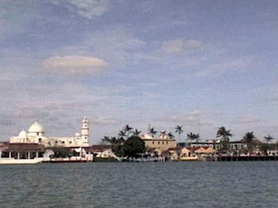 Tlacotalpan Waterfront