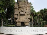 Tlaloc Statue