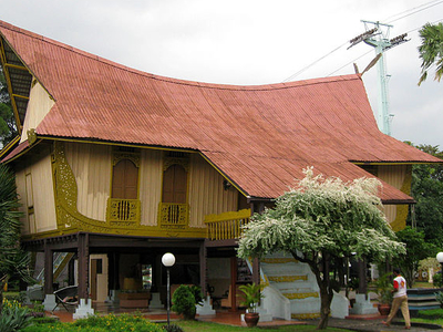 TMII Riau Pavilion Malay