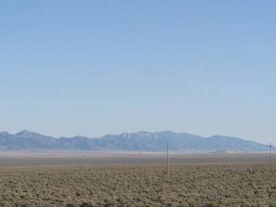 Toano Range Nevada