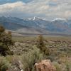 Toiyabe Range Peak