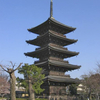 Japan's Tallest Temple Pagoda In Tō-ji, Kyoto