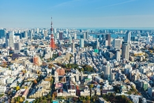 Tokyo Aerial Overview