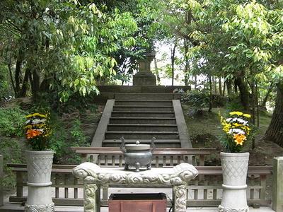 Tomb Of Jianzhen