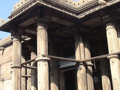 Tomb Of Sultan Ahmad Shah