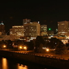Tom McCall Waterfront Park At Night