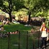 Tompkins Square Park Entrance