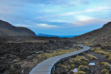 Tongariro Alpine Crossing - Tongariro National Park - New Zealand