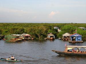 Amazing Adventures in Cambodia