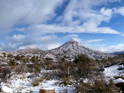 Tonto Basin Ranger District Views -  Arizona