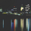 Topeka Night Skyline