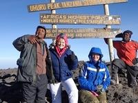 Mount Kilimanjaro and After Trek Safari