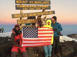 Kilimanjaro Lemosho Route Fotos