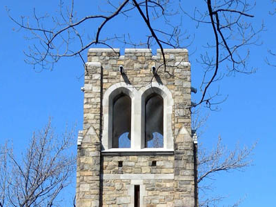 Top Of Riverdale Monument