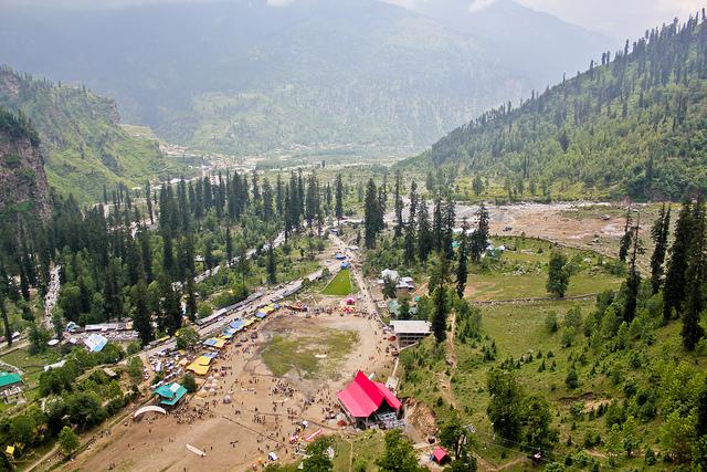 Manali Monsoon Package Photos
