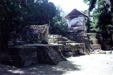 Topoxté Ruins - Petén Department - Guatemala