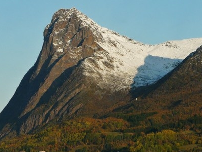Toppen Mountain