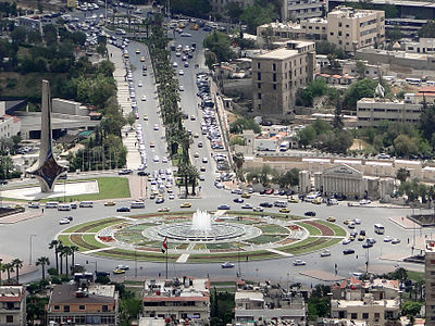 Top Tourist Attractions In Damascus