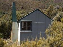 Top Wairoa Hut