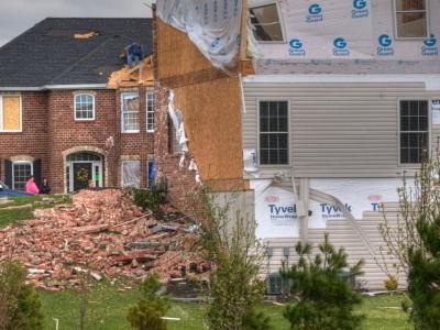 Tornado  Damage  2 C  Illinois  2