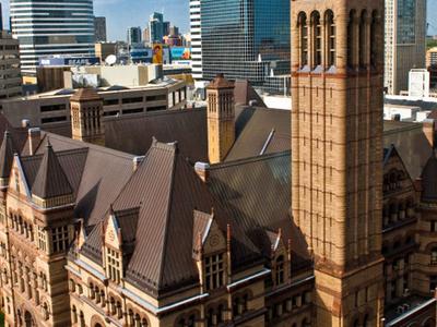 Torontos Old City Hall