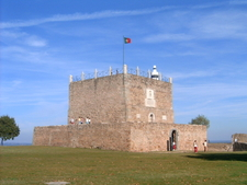 Torre De Menagem Castle