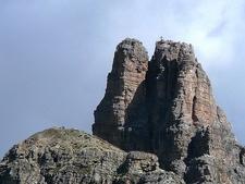 Torre Di Toblin - Close View