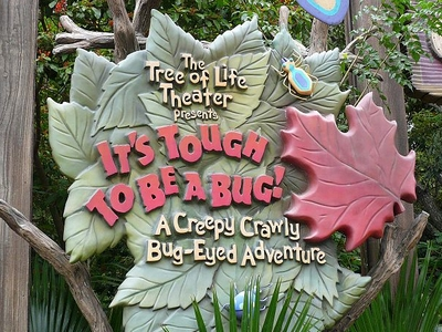 Tough To Be Bug Sign