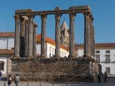 Roman Temple-Évora