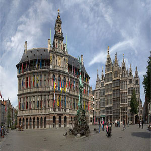 Tourist Attractions In Antwerp