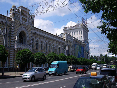 Tourist Attractions In Chisinau