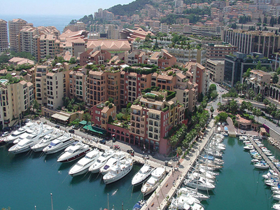 Tourist Attractions In Fontvieille