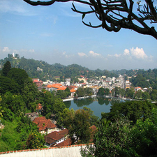 Tourist Attractions In Kandy