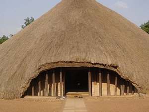 Os túmulos Kasubi