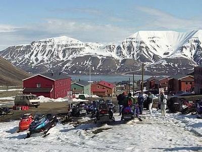 Tourist Attractions In Longyearbyen
