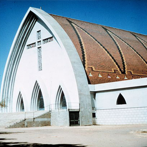 Cathedral In NDjamena