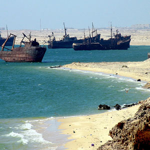 Tourist Attractions In Nouadhibou