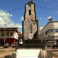 Tourist Attractions In Paramaribo