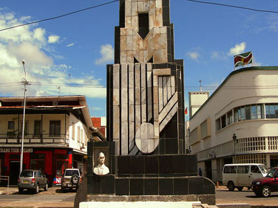 Tourist Attractions In Paramaribo