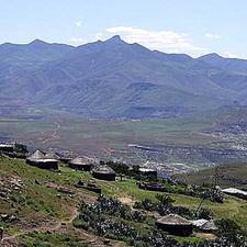 Tourist Attractions In Qachas Nek