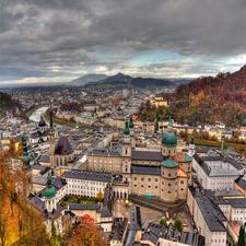 Tourist Attractions In Salzburg