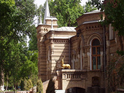Tourist Attractions In Tashkent