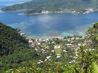 Tourist Attractions In Tutuila