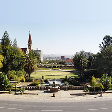 Tourist Attractions In Windhoek