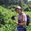 Tourist In Bwindi Forest UG